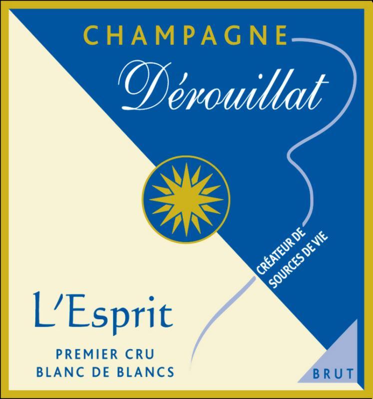 Champagne d rouillat le vin des femmes - Combien de bouteille de champagne par personne ...